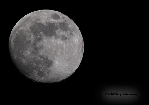 Earthly Companion III - Photography of the Moon