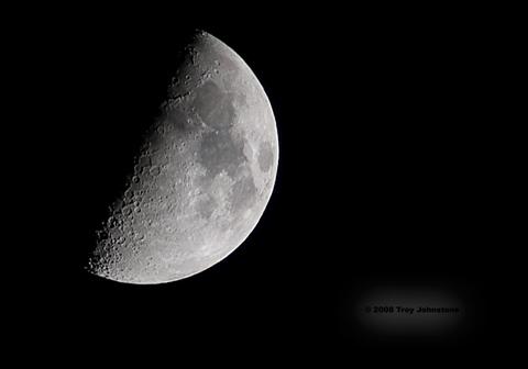 Earthly Companion II - Photography of the Moon